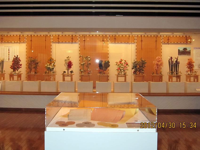 岩清水八幡宮 供花神饌