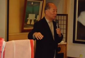 「日本の色を染める」講師:吉岡幸雄